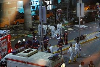 İstanbul teraktı:Terrorçu polisi belə vurdu