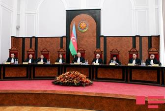 Azerbaijani Constitutional Court considering results of repeat parliamentary election