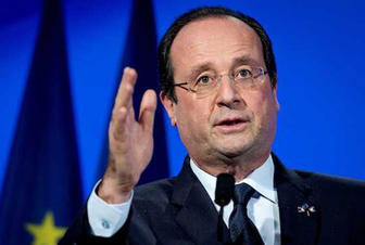 Hollande: 'Killing priest, attacking church means attacking France'