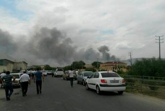 Explosion at Azerbaijan's arms plant: 2 died