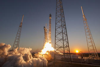 US' SpaceX launches Dragon spacecraft to ISS