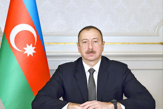 Azerbaijani president signs decree on expansion of foreign trade operations