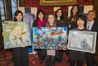 Khojaly – a tragic artistic inspiration – highlighted in Westminster Parliament