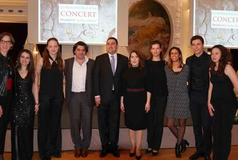 Khojaly 25 years on – an evocative musical remembrance in the centre of neutrality