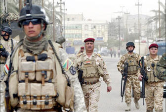 Iraq security forces take control of Mosul's main government building