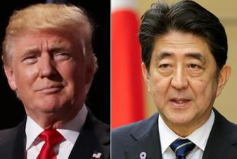 Trump, Abe hold phone conversation over North Korea missile launch