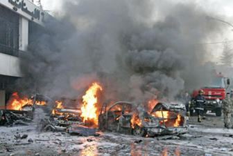 Death toll from Damascus bombing climbs to 74