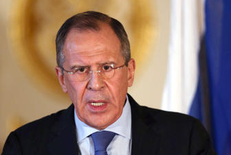 Russia in talks with possible observers for Syria safe zones, FM Lavrov says