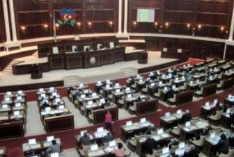 Last meeting of Azerbaijani parliament's extraordinary session to take place on June