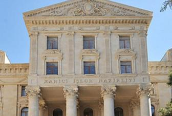Azerbaijan urges foreign nationals to refrain from participation in int'l event in Karabakh