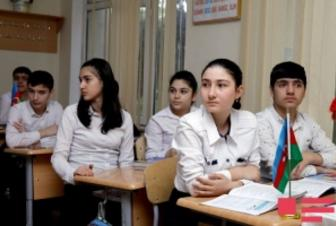 Children who can't enter lyceums and gymnasiums to be admitted to other schools in Azerbaijan