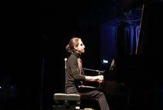 Jazzman Isfar Sarabski raises  the roof in Reims
