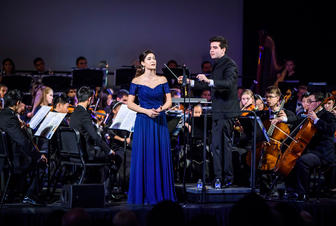Azerbaijani Classical Music mesmerizes the audience  in Sacramento,  California's capital city