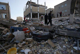No Azerbaijani nationals among Iran quake victims, says embassy
