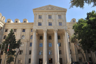 New non-resident envoys present credentials to Azerbaijan's Foreign Ministry