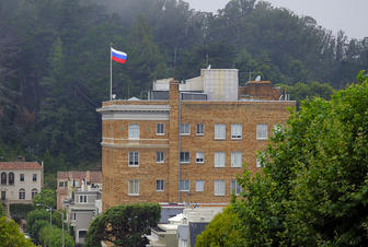 Moscow slams US intelligence for trespassing again on its San Francisco mission