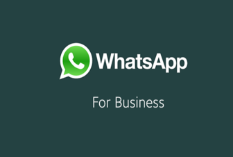 "Bu da ""WhatsApp Business"""