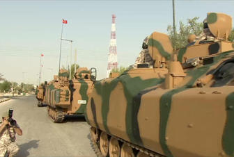 Turkey's Armed Forces at 4 kilometers from Syria's Afrin center