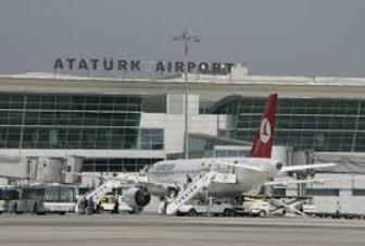Problems with landing aircrafts at Ataturk airport in Istanbul