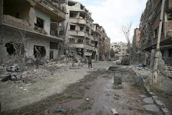 Russia plans to evacuate 1,000 from de-escalation zone in Syria
