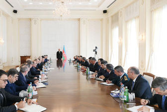 President Aliyev: Armenia was deprived of all income-generating projects as a result of Azerbaijan's policy