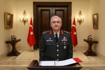New chief of Turkish General Staff appointed