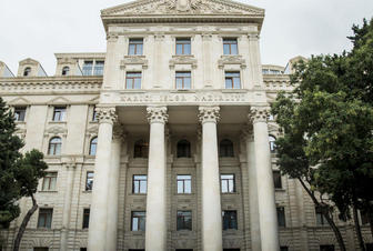 Destructive forces trying to disrupt stability in Azerbaijan - MFA on events in Ganja