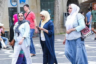 Number of foreigners arriving in Azerbaijan increased by 6%