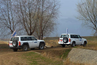 OSCE's ceasefire monitoring between Azerbaijani, Armenian troops ends with no incident