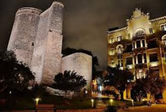 Maiden Tower of Baku in top 5 most romantic places