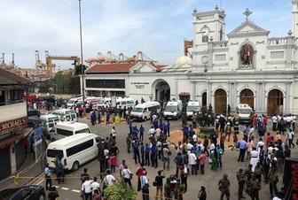 Şri-Lankada terror aktı törədənlərin kimliyi müəyyən edildi