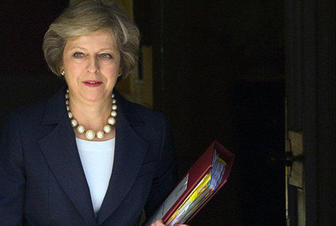 May says she will step down on June 7