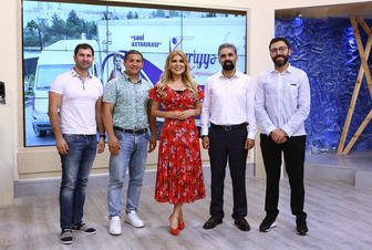 Joint charity project of Azercell and Xəzər TV