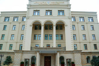 DM of Azerbaijan makes statement on line of contact situation